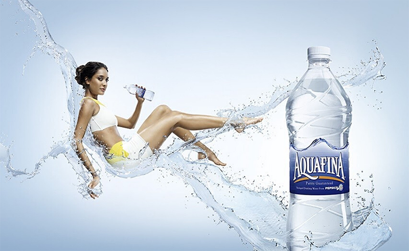 Uống Aquafina giảm cân hiệu quả