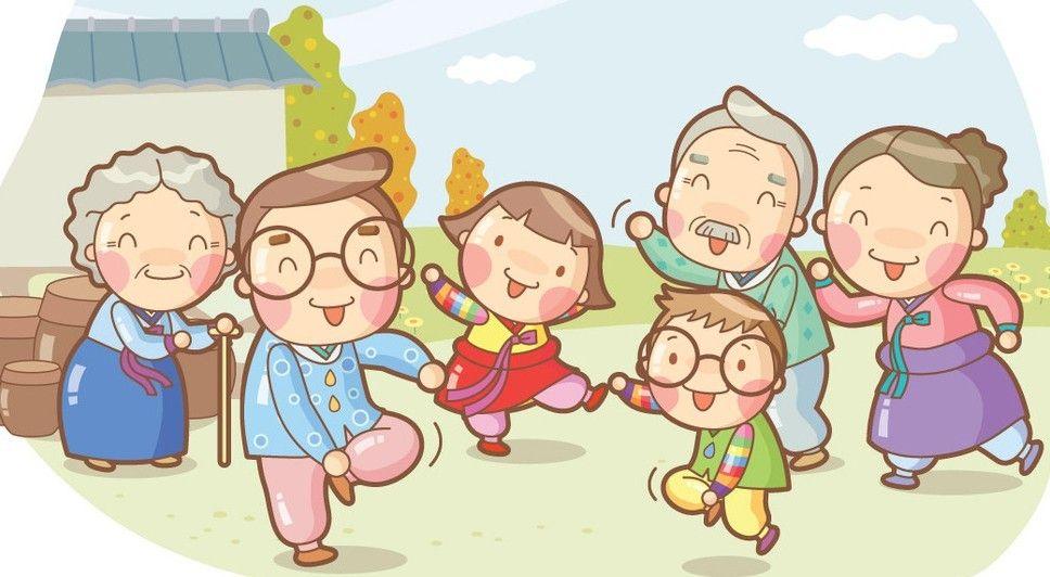 Ảnh minh họa gia đình hạnh phúc