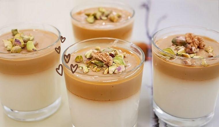 Bánh flan váng sữa dừa mềm mịn cực dễ, không cần hấp hay nướng