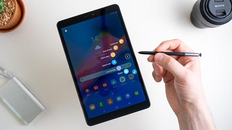 Samsung Galaxy Tab with S Pen (P205)