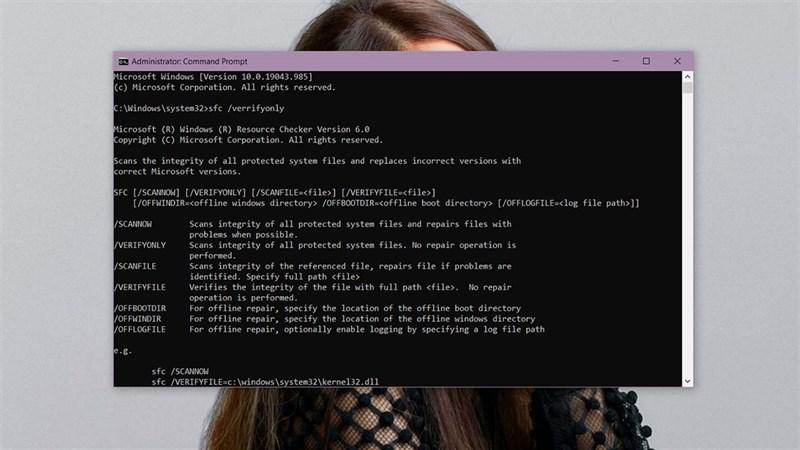 sửa lỗi máy tính