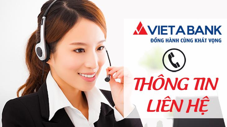 Số tổng đài, thông tin liên hệ Việt Á Bank