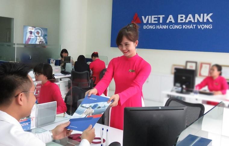 Thời gian làm việc của Việt Á Bank