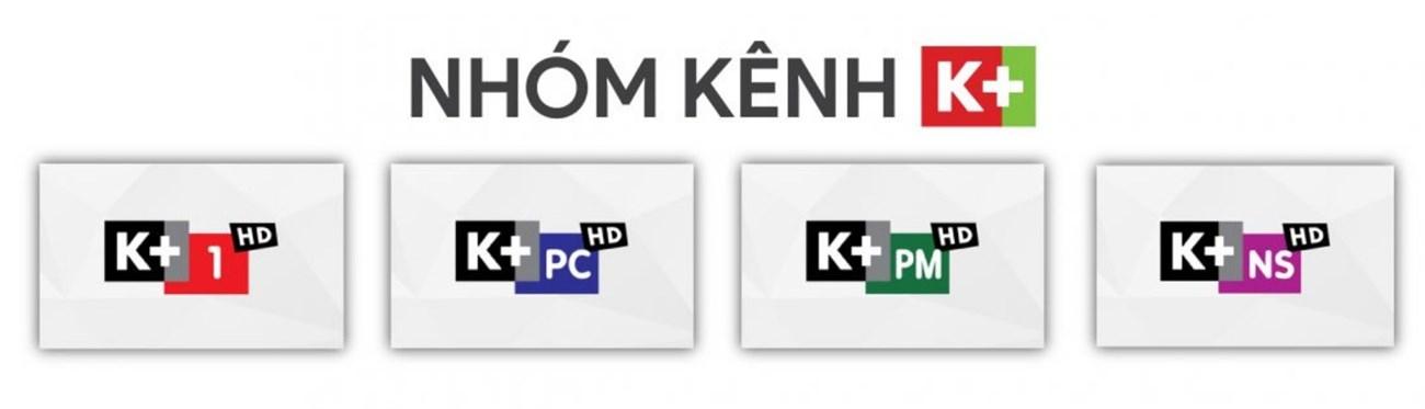 Nhóm kênh K+