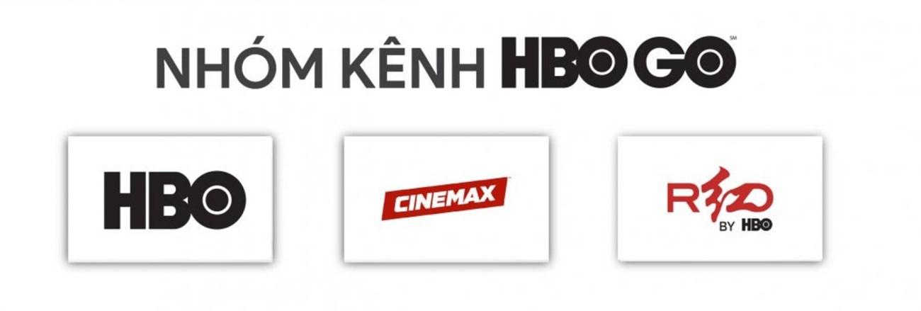 Nhóm kênh HBO GO