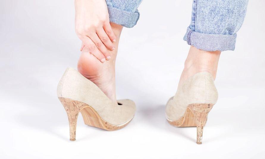 Lựa chọn giày dép phù hợp với kích thước chân