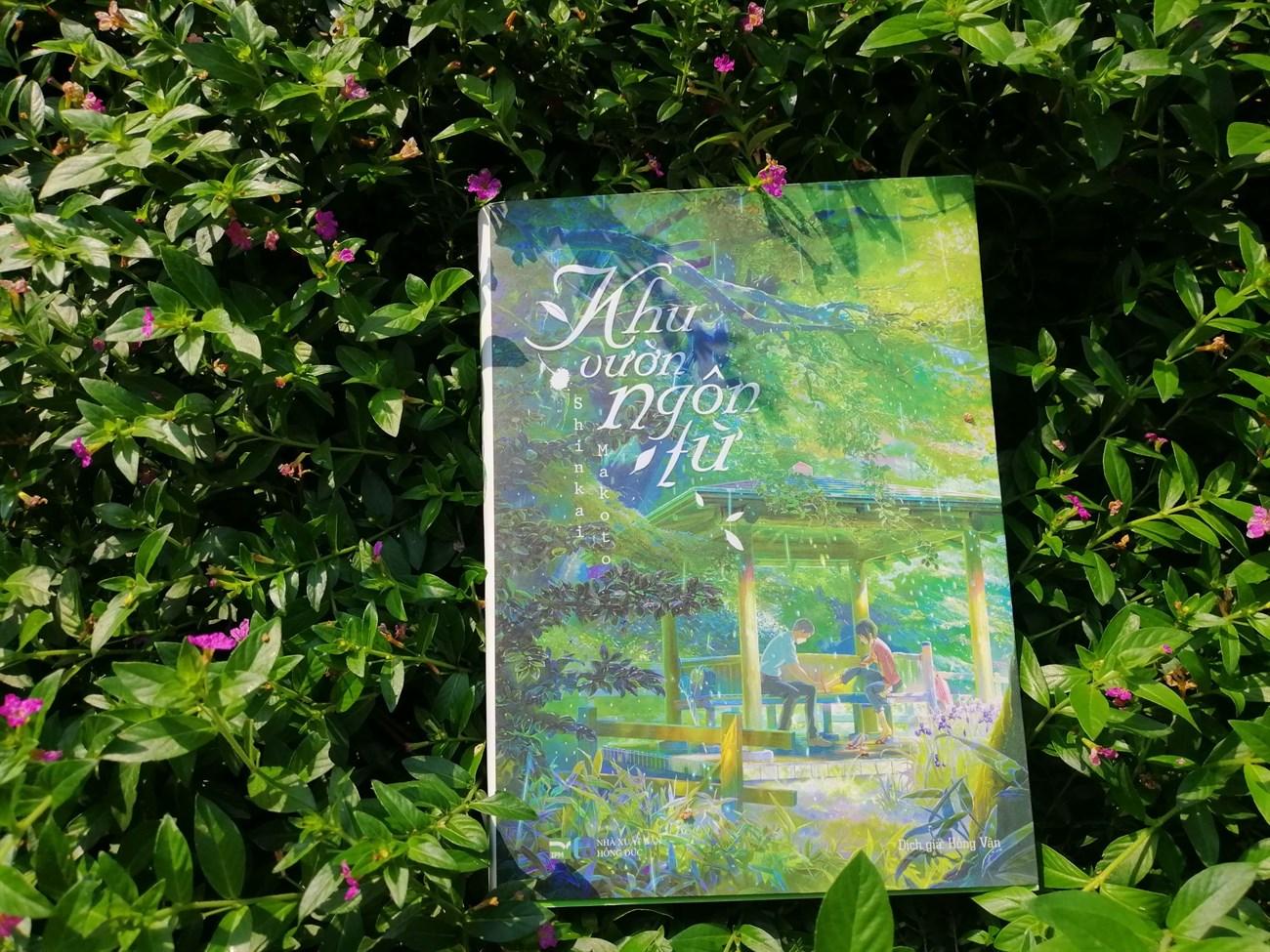 Khu Vườn Ngôn Từ - Shinkai Makoto
