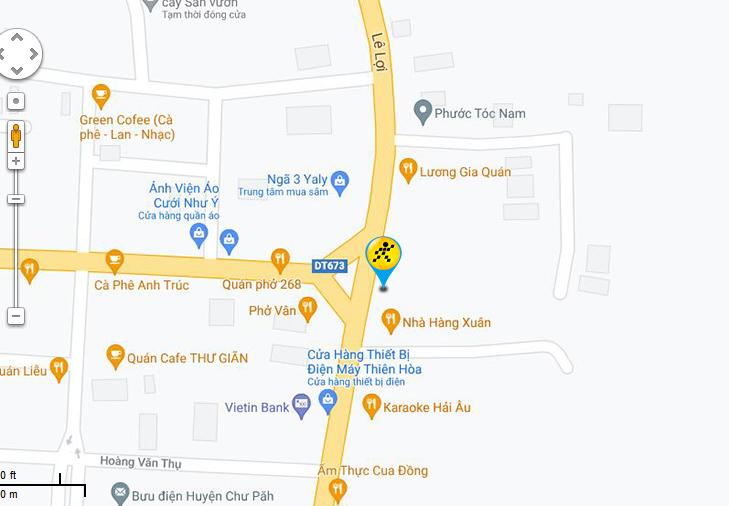 Hình bản đồ Siêu thị Viện Phú Hòa, Chư Păh, Gia Lai