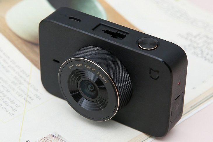 Camera Hành Trình 1080P Xiaomi Mi Dash Cam 1S Đen