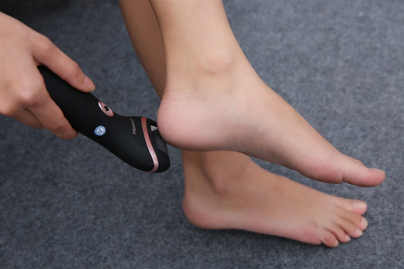 Đối tượng sử dụng máy chà gót chân