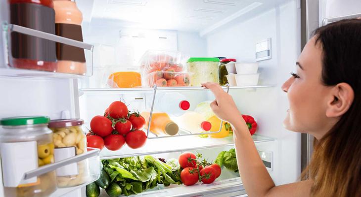 Nhiệt độ phù hợp cho ngăn mát tủ lạnh