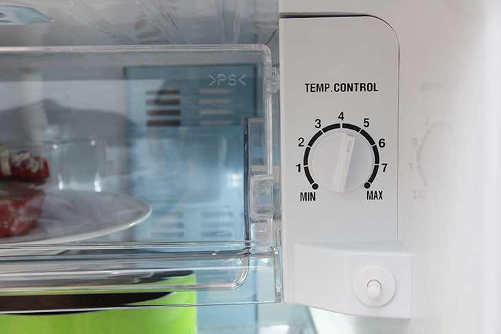 Nút điều chỉnh công suất dàn lạnh