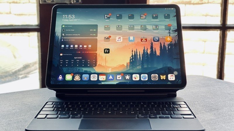 Từ 2022 iPad có thể chia tay màn hình LED mini để đến với tấm nền OLED