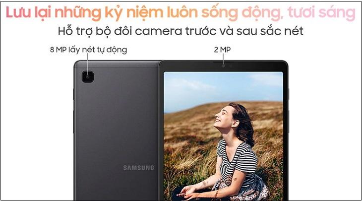 Hệ thống camera Samsung Galaxy A7 Lite