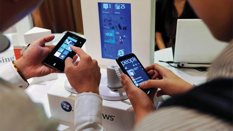 Việt Nam nằm trong Top 10 quốc gia sử dụng smartphone nhiều nhất thế giới trong năm 2020