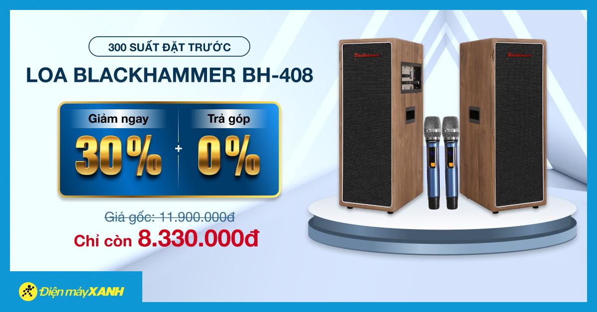 Đặt trước bộ Loa BlackHammer