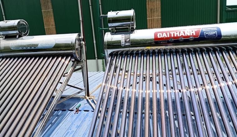 Hướng dẫn cách lắp đặt và sử dụng máy nước nóng năng lượng mặt trời