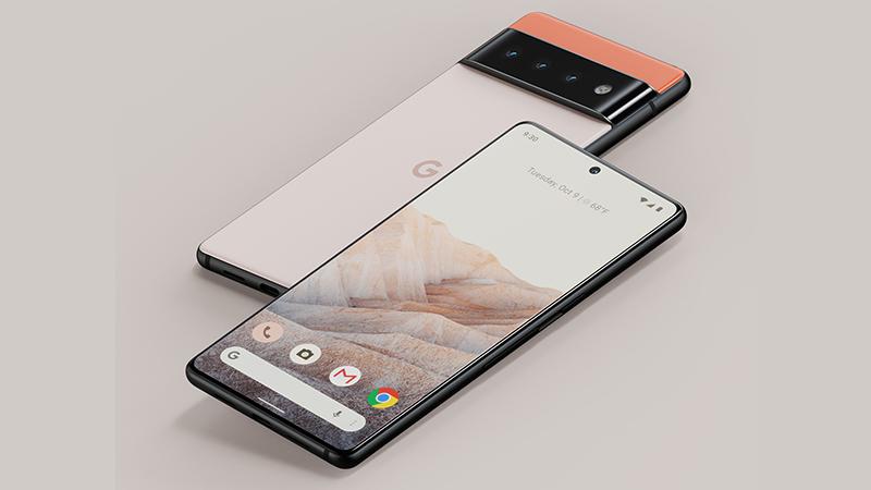 Google Pixel 6 XL sẽ được bán chính hãng tại thị trường Việt Nam