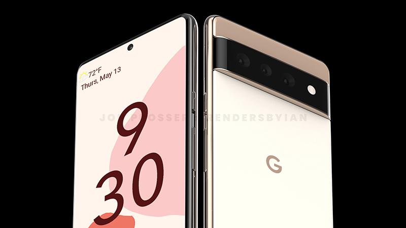 Google Pixel 6 XL được hỗ trợ 5G cho kết nối Internet siêu nhanh