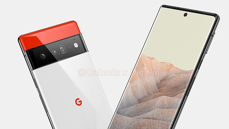 Google Pixel 6 XL sẽ có màn hình độ phân giải lên tới 2K+ cho các bạn xem phim giải trí sắc nét