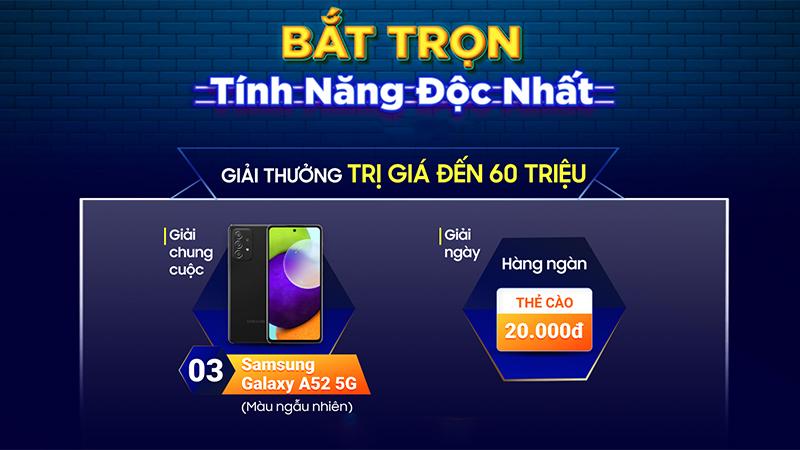 MINI GAME TRÚNG THƯỞNG