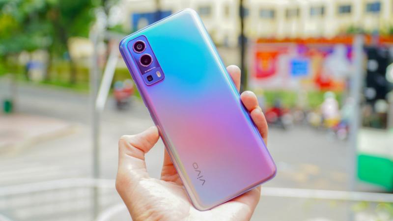 Điện thoại Vivo Y72 5G