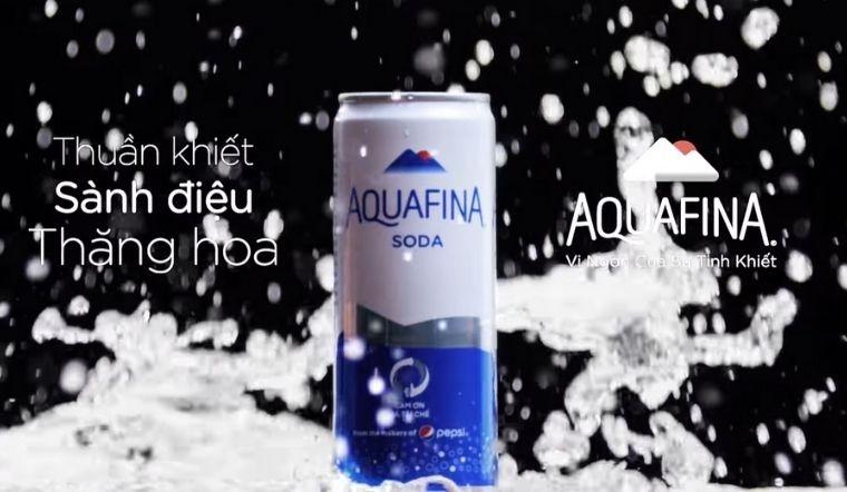 4 công thức pha chế từ Aquafina Soda, bùng hương vị đậm khí chất