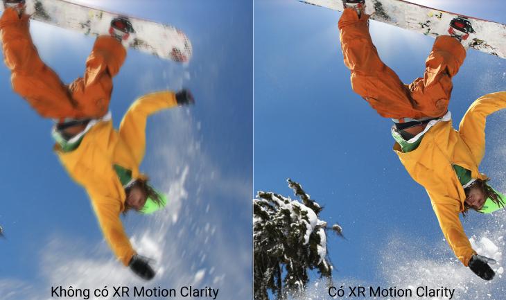 XR Motion Clarity