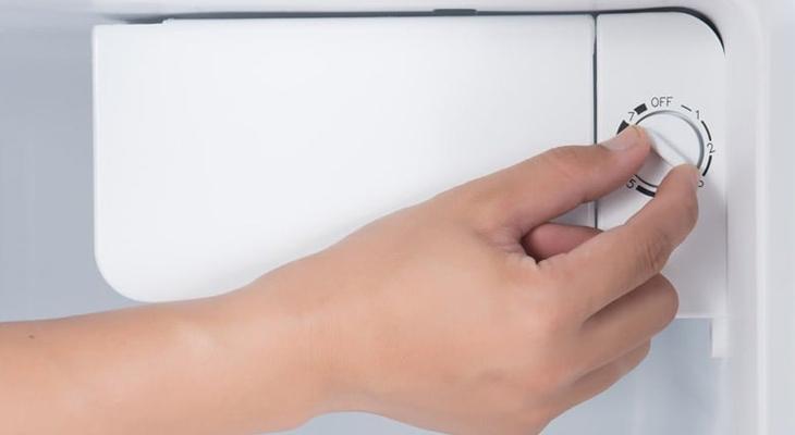 Điều chỉnh nhiệt độ tủ lạnh