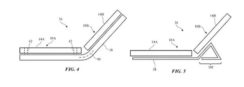 Bằng sáng chế của Apple được cấp vào tháng 3 mô tả một giải pháp thay thế độc đáo cho iPhone màn hình gập.