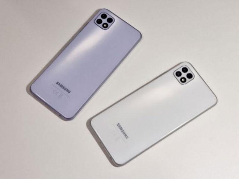 Galaxy A22 5G sở hữu viên pin lớn