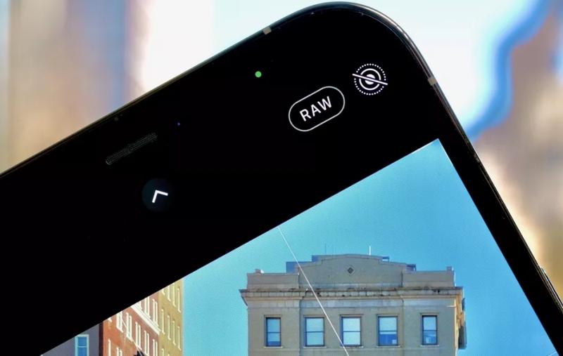 iPhone 13 (iPhone 12s) sẽ có một tùy chọn mà người dùng ProRAW rất mong đợi, còn LiDAR không bị giới hạn ở bản Pro