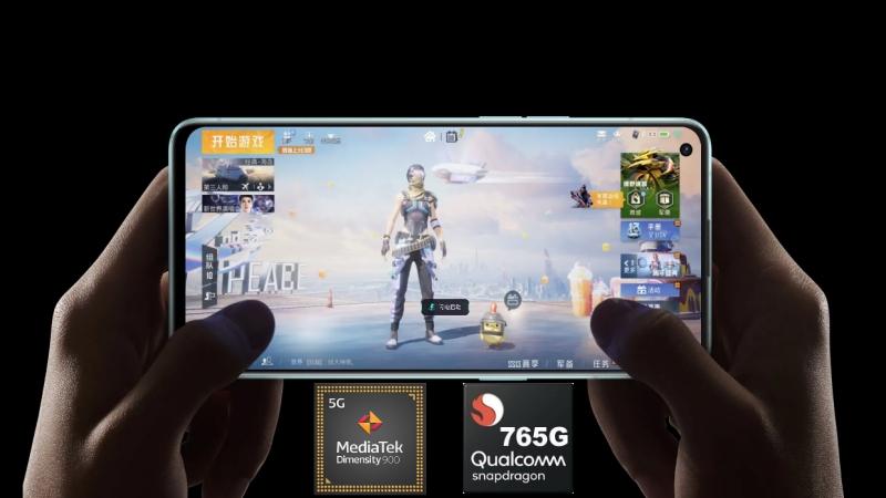 OPPO Reno6 5G dùng chip Dimensity 900 có điểm hiệu năng cao hơn smartphone chạy Snapdragon 750G và 765G