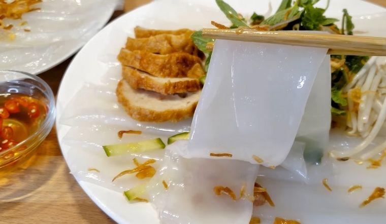 Làm bánh ướt, bánh cuốn bằng bánh tráng siêu dễ không cần dùng bột