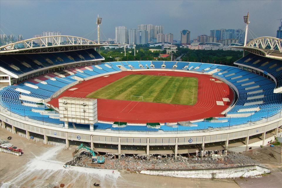 Top 10 sân vận động lớn nhất Việt Nam | Cập nhật 2021