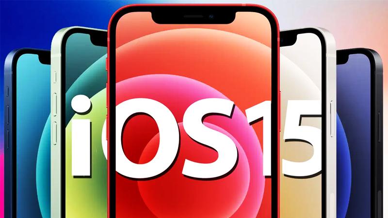 Hướng dẫn cách cập nhật iOS 15 vừa mới ra mắt dành cho iPhone