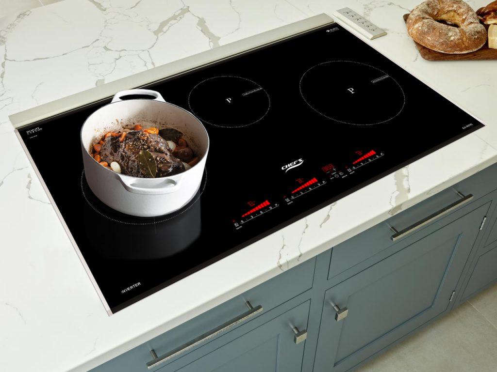 Nhiều tính năng nấu thông minh hỗ trợ tối đa cho việc nấu nướng