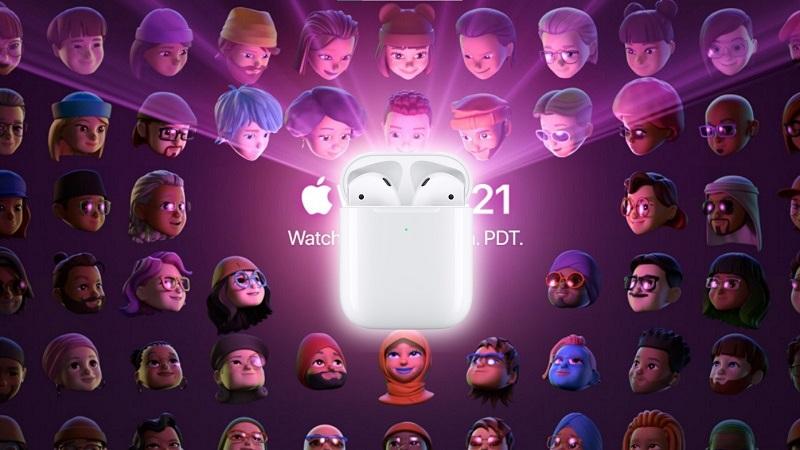 AirPods được cập nhật cùng iOS 15