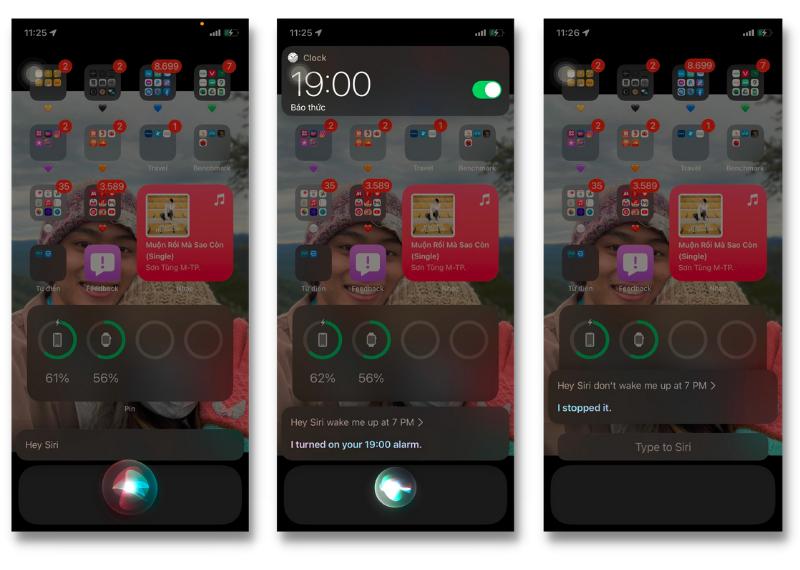 Siri trên iOS 15 Beta đã có thể thực hiện các lệnh cơ bản mà không cần kết nối mạng.
