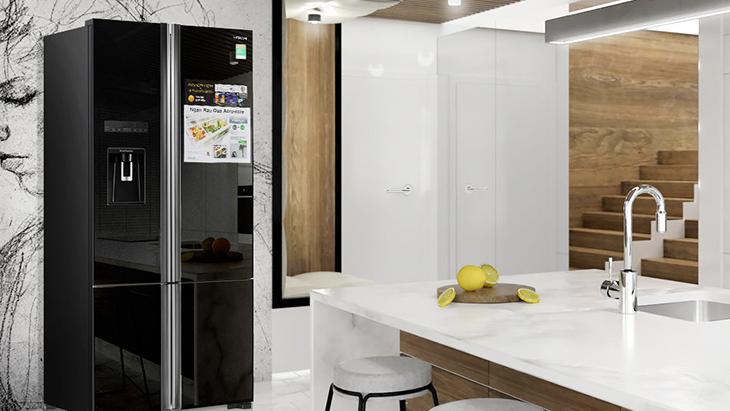Hệ thống mã lỗi tủ lạnh Hitachi