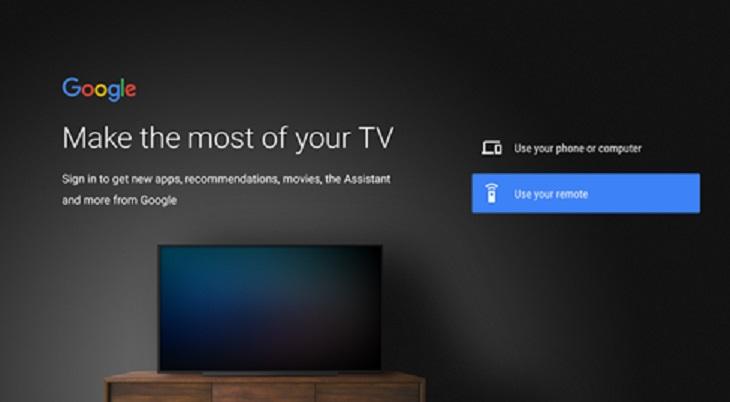 Chọn các tùy chọn mong muốn hiển thị trên màn hình