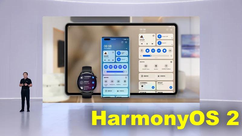 Huawei tổ chức tiệc ăn mừng HarmonyOS 2 có hơn 10 triệu thiết bị cài đặt