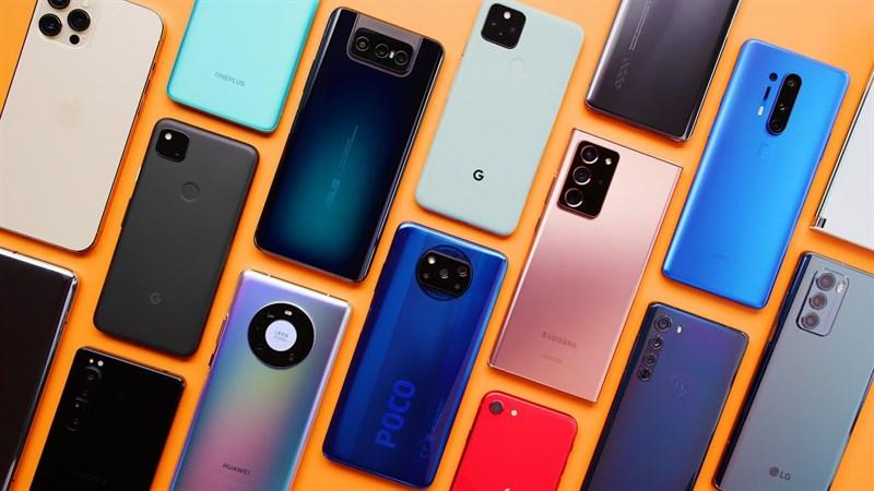 Các dòng điện thoại tầm trung đáng mua 2021