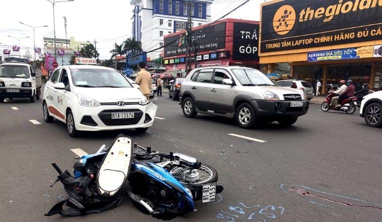Thủ tục giải quyết tai nạn giao thông theo quy định
