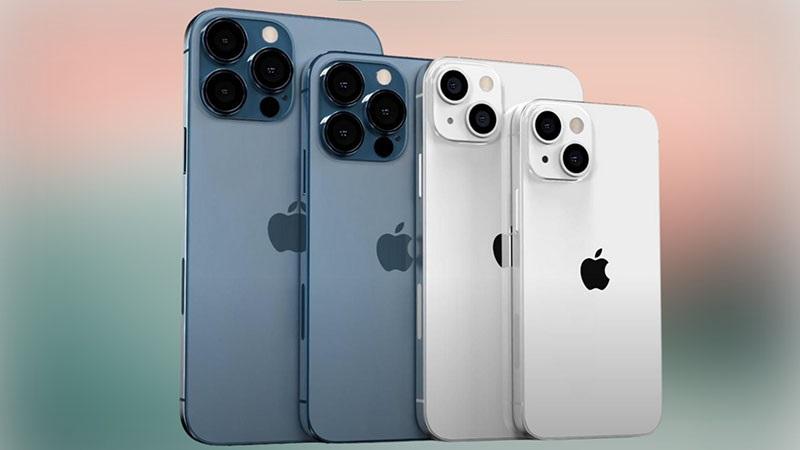 Cấu hình của dòng iPhone 13 rò rỉ: Dòng Pro có màn hình 120Hz, ROM 1TB