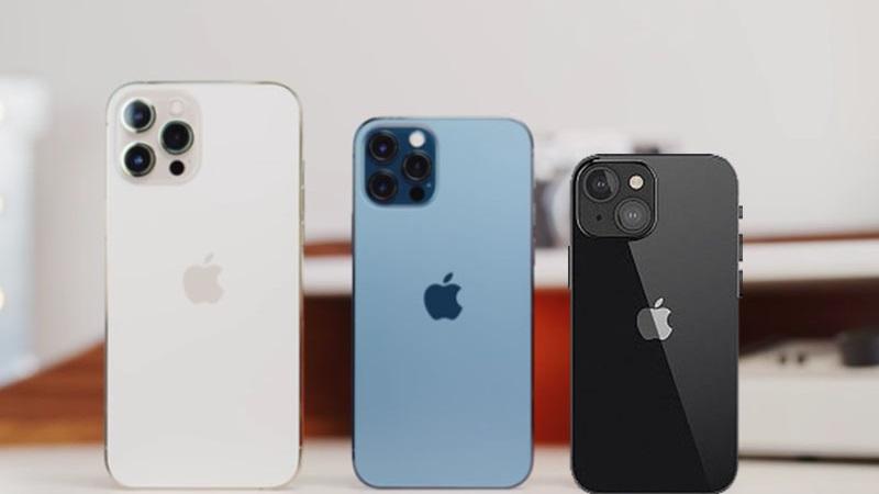 iPhone 13 series lộ giá bán: Nhìn vào giá iPhone 13 Pro Max 1TB mà sốc
