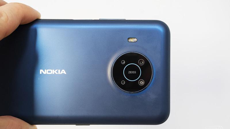 Nokia XR20 có dung lượng RAM đủ dùng ở thời diểm hiện tại