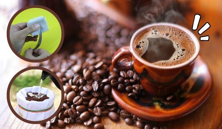 Mẹo pha cà phê bột không cần phin nhanh gọn vẫn thơm ngon đậm đà mà không đổi vị