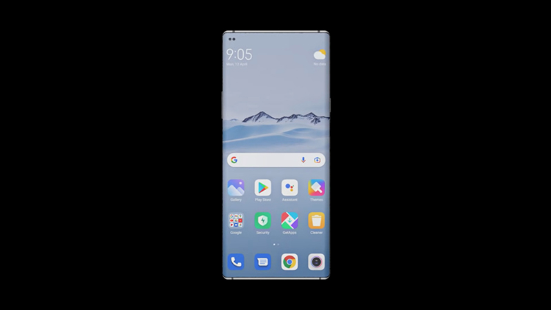 Xiaomi Mi 12 Ultra has a sharp 2K resolution