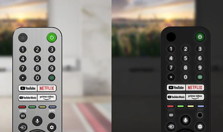 Remote tv Sony 2021